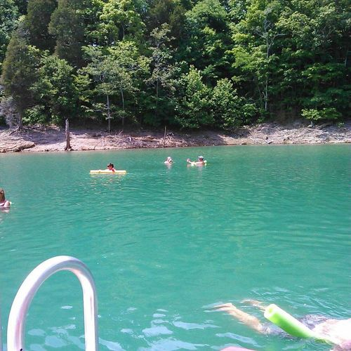 Lake Fresh On Eyeem  Swimming Swimming In The Lake Summertime Norris Lake Floating Floating On Water Water