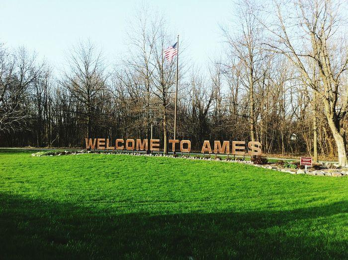Cityofames Iowa USA IowaStateUniversity Homeofthecyclones MidWest EyeEm