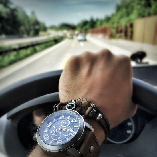 Time is Money Watch Driving DanielKlein