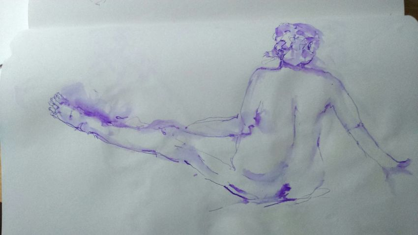 Thursday life class The Purist (no Edit, No Filter) ArtWork Change Your Perspective Drawings Art Gallery