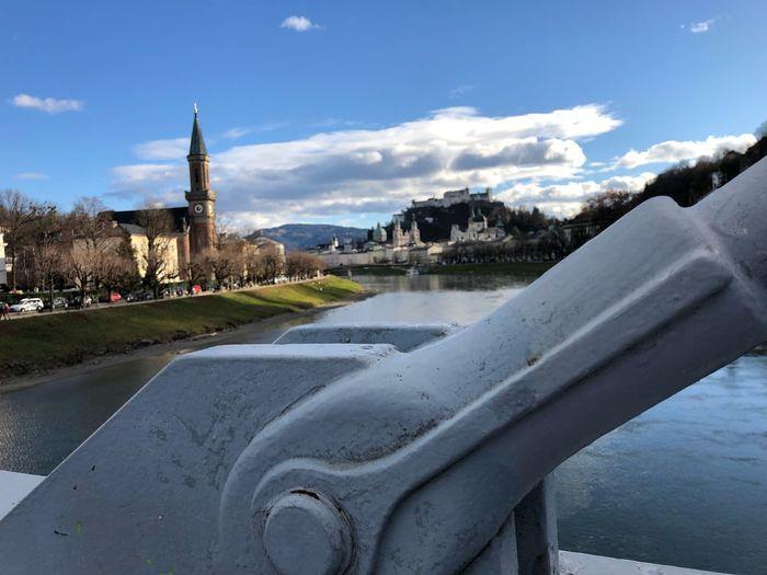Salzburg Bridge