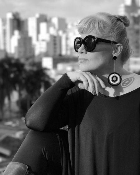 Pb Black&white Me That's Me! ErikaFaltin💫 Tvhostess Woman Focus
