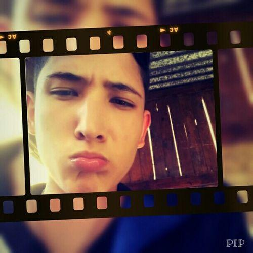 Selfie ✌ Selfie Portrait Talking Photos Pipcamera Friend Movilphotographer Portrait Of A Friend PhonePhotography PIPcameraAndroid