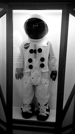 Adler Planetarium Wonderful Astronaut Suit