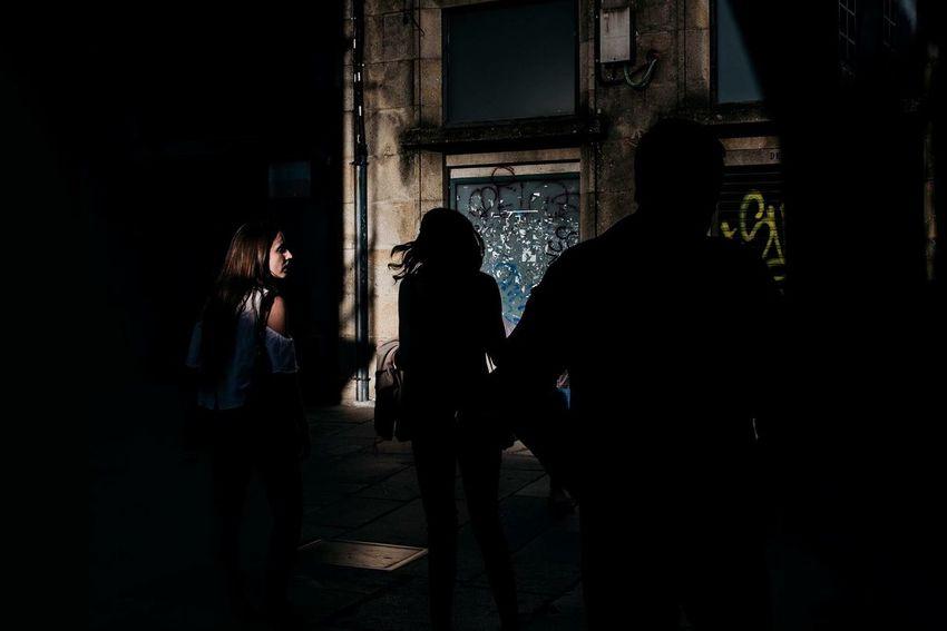 People Streetphotography Street Streetphoto_color Santiago De Compostela