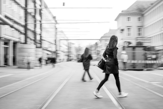 Blackandwhite Candid Casual Clothing City City Life EyeEm Germany Karlsruhe Life In Motion Motion Photography In Motion Repetition Seeing The Sights Street Streetphotography Walking