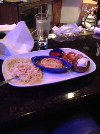 My Favorite Place And Dish #RedLobster