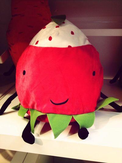 Yay Strawberry!