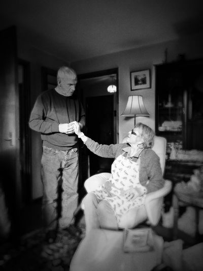 Black And White Request Love Older Couple