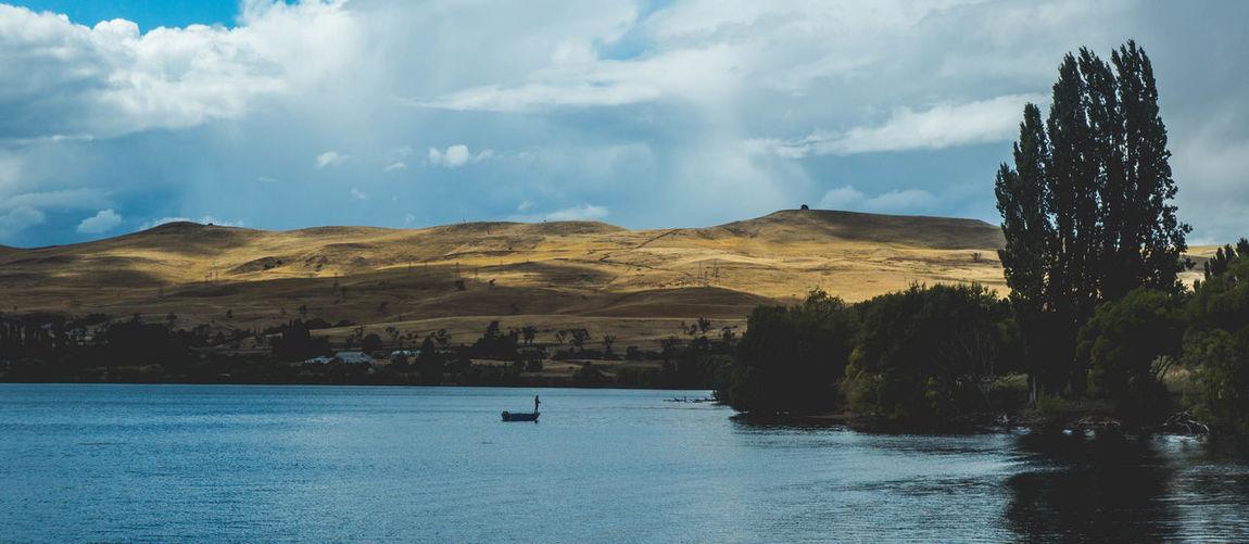 Tasmanian Lake