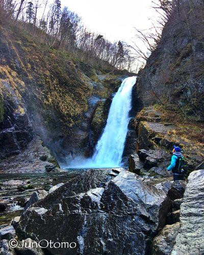 『Miyagi,Japan × iPhoneography【秋保大滝】』 Iphone6splus Japan Miyagi Sendai Nature Waterfall