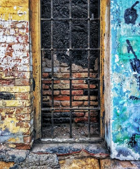 No People Abandoned Bad Condition Weathered Building Exterior Textured  Outdoors Metal Close-up Decay Decay And Dereliction Decaying Decaying Building Decayingbeauty Decaying Structure Decay Is Beauty Decayed Beauty Colour Colourful Colour Photography Color Colors Colours