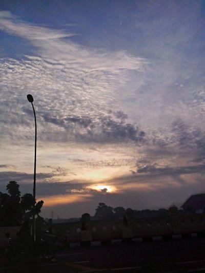 #genginsapgan #iphonesia #instago #sunrise