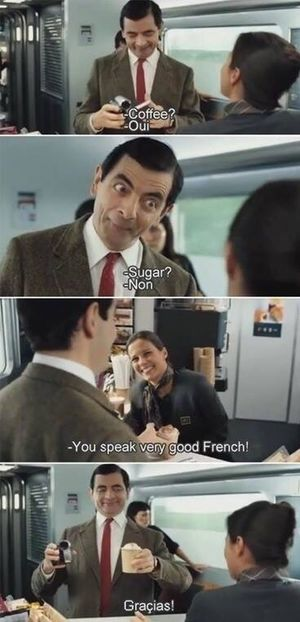 Mr Bean So Funny Laughing Cool Orignal Followme France Español ahahahahaha Ilikeit