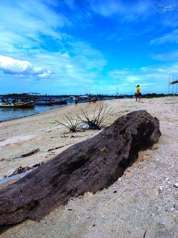 Tanjung Kelayang Beach Belitung Landscape N7000 Sea