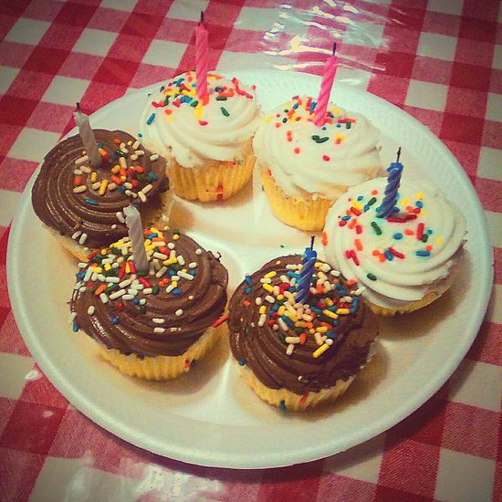 Cupcakes II Beautifully Organized Cupcakes Birthday Birthday Party Birthday Cupcakes Birthday Cake Dessert Fun Frosting Sprinkles Circles Shapes And Patterns  Party Celebration Social Gathering Indulgence Color Palette Sweet Food EyeEm Best Edits Enjoying Life Birthday Candles Happy Birthday Delicious Live For The Story