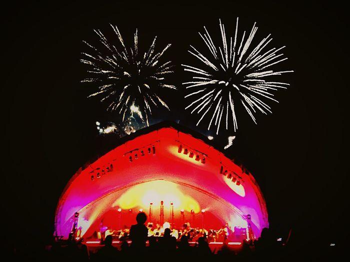 Fireworks at Darley Park concert 💜💥 Fireworks Beautiful Concert Darley15 Darley Abbey Park Fun Happy People