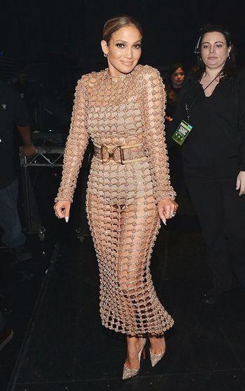 Jennifer Lopez at the AMA's! Jlo Jenniferlopez Jennifer Lopez AMAs Style Fashion Celebrity Celebs Tv