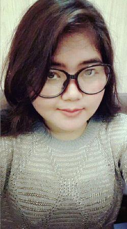 Selfie Indonesian Girl That's Me