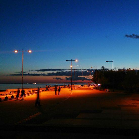 Landscape Sunset Saint-p