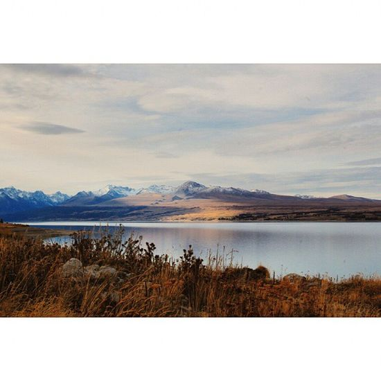 Breathtaking Aoraki MtCook Nationalpark travel instagram vscocam vsco