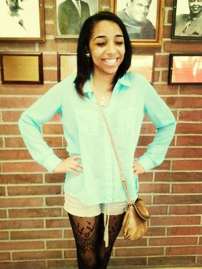 me laughing off guard !
