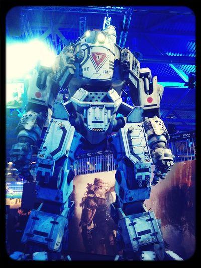 titanfall Gamescom2013 Mech