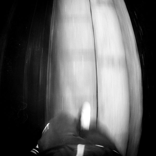 Black And White Blurry Dark Drunk Faded High Looking Down Monochrome Unrecognizable Person Zooted Showcase April HUAWEI Photo Award: After Dark