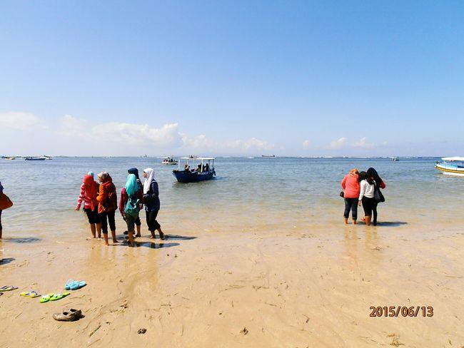 flashback Bali, Indonesia Tanjungbenoa Enjoying Life