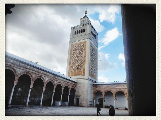 Mosquee Mosquée Zitouna Eyeemtunisie Carthagena #Tunisie