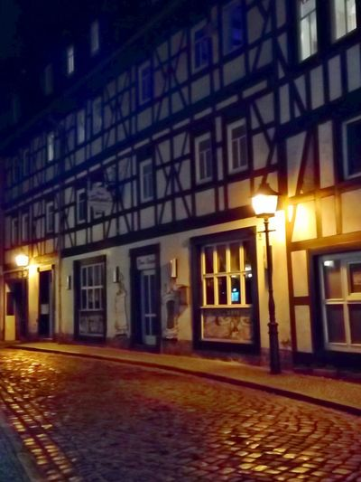 After Dark Altstadt Altstadt Nordhausen EyEm Selects EyeEm Best Shots HUAWEI Photo Award: After Dark Thuringia Architectural Feature Architecture Building Exterior City Cobblestone Germany Illuminated Lighting Equipment Nightlife No People Old Germany Old City Old City Streets Street Thuringian Architecture Timber Frame Timber Framed House