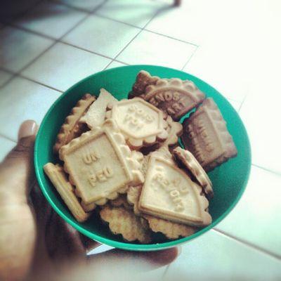 Assortissement de biscuits comme j'aime D élice