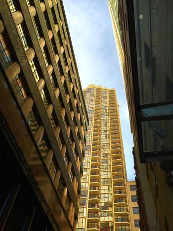 No matter what you are going through, always look up and feel positive. Hello WorlddLookinguppLook Up And ThriveeFeel PositiveeLook UppLook Up!!Look Up The SkyyUrban ArchitectureeUrban GeometryyUrban LandscapeeUrbanphotographyySydney, AustraliaaSydneyySky Scraperss