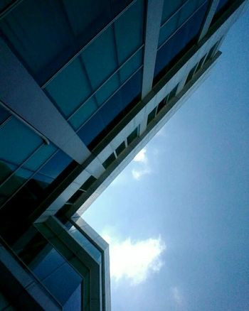 Built Structure City Sky Cityscape Modern Lookoftheday Indonesian Indonesia_allshot Low Angle View