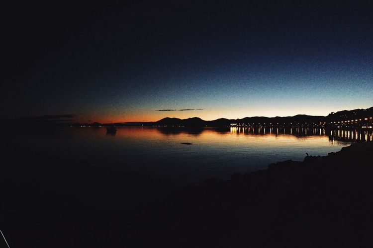 Sunrise Sunshine Florianópolis Brasil Brazil