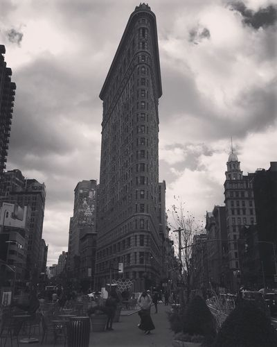 Black And White Friday Travel Destinations Waling Around Downtown District New York City Built Structure Adventures In The City