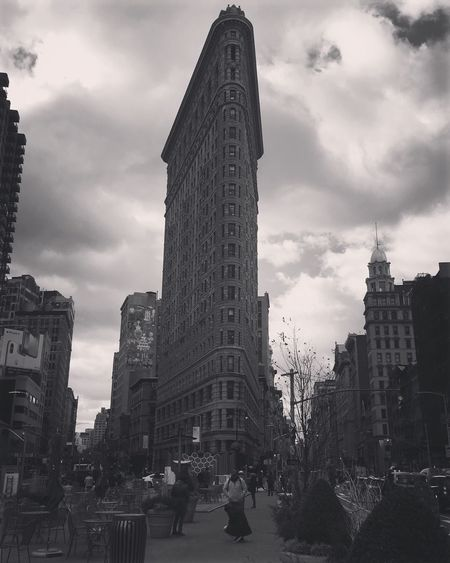 Black And White Friday Travel Destinations Waling Around Downtown District New York City Built Structure