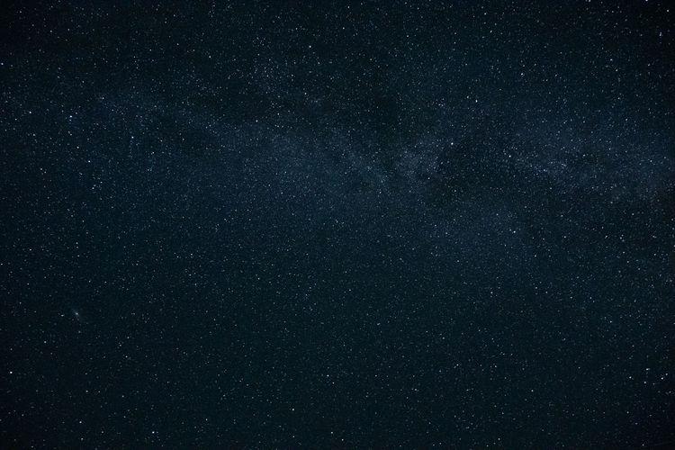 Full frame shot of star sky