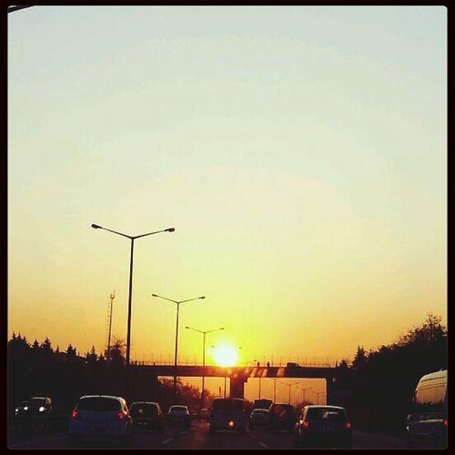 Sixthirty Sunrise Taking Photos On The Road