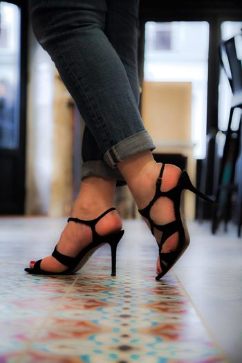 Close-up Colors Day Heels Human Body Part Human Leg Only Women People Women
