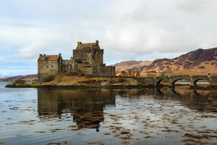 Eilean Donan Castle. - Scotland, 2016 Eilean Donan Castle Scotland Scotland Highlands