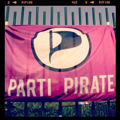 Lulz anti-RCD PartiPirate Tunisie Pirateparty Tunisia ppiga14 ppint