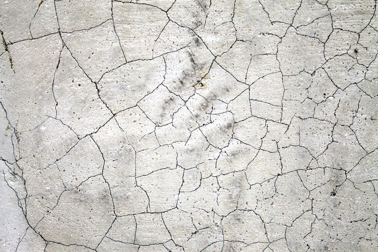 Cracked Dry