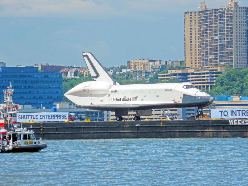 2012memories Engineering Enterprise HDR Intrepid New York Newyorkcity Newyorknewyork On The Move Shuttle Space Shuttle Transportation