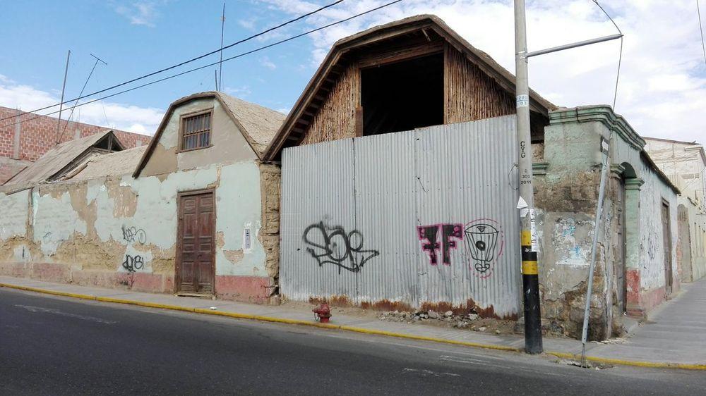 Calles de Tacna First Eyeem Photo Tacna,Perú Art Urban
