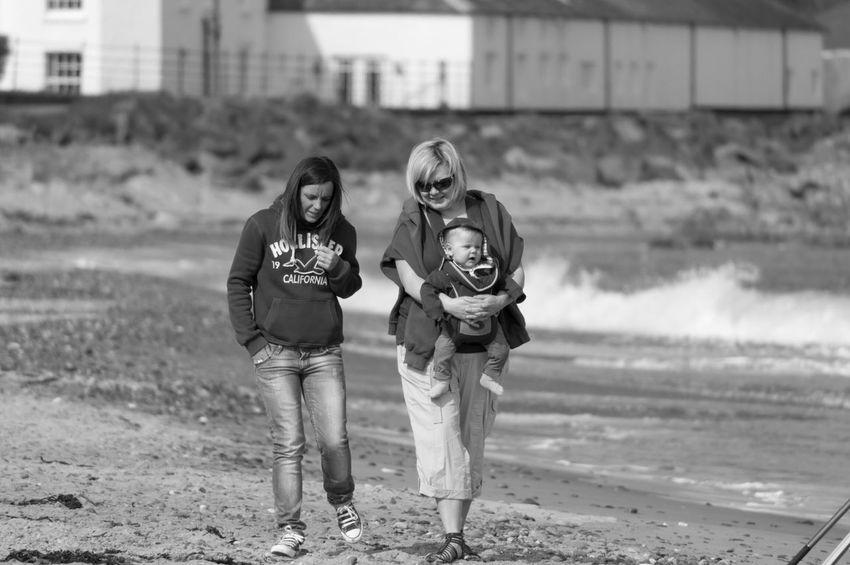 Gabbing Beach Cushendun Friends