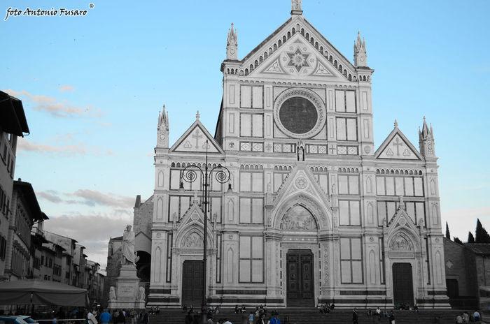 La grande bellezza di Firenze Firenze Florence Piazza Santa Croce Firenze Reminiscences