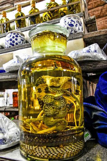 Aphrodiasic Aphrodisiacs Drink Healthy Eating Poisonous Snake Potion Sex Aid Strange Venom Vietnam alcohol Concoction Scorpions Toxic
