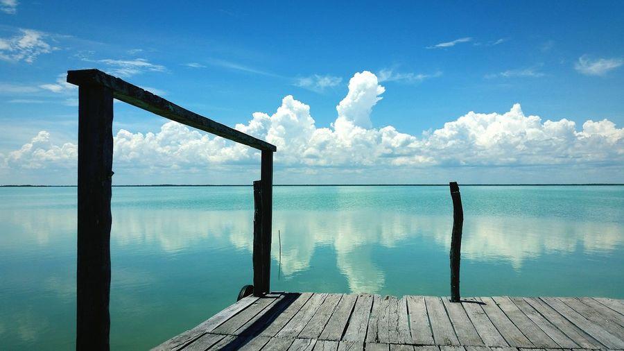 Edge Of The World Sian Kann Punta Allen Beautiful Mexico