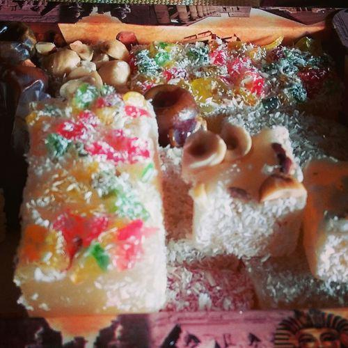 Sweet day Delucious MyDay Egypt презент Marmelad Cocos Food Desert 2015